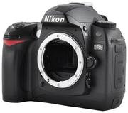 Продам зеркальный фотоаппарат Nikon D70 body.