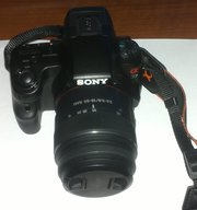Фотоаппарат Sony Alpha SLT-A37