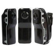 Скрытая шпионская мини видеокамера MD80