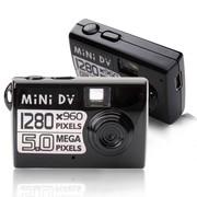 Шпионская мини-камера   Mini DV