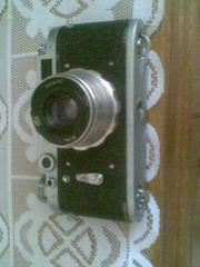 фотоапарат фэд-2 нерабочий