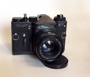 Фотоаппарат «Зенит – ЕТ» плюс бонус.